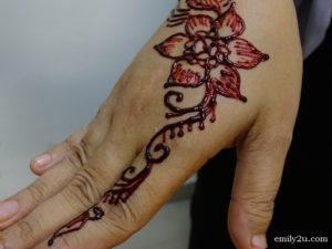 10 henna tattoo