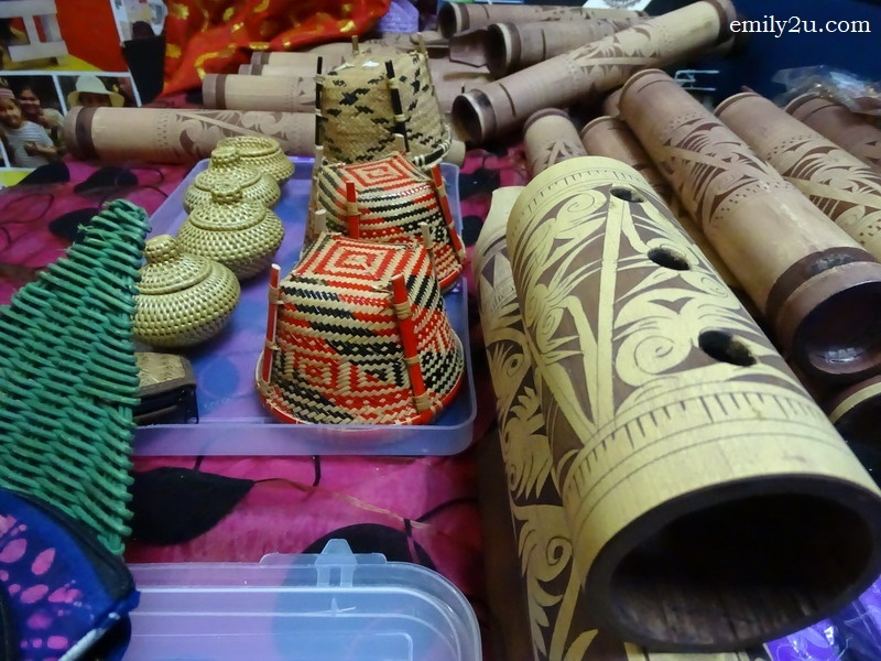 11. some traditional craft sold by Mumtaj