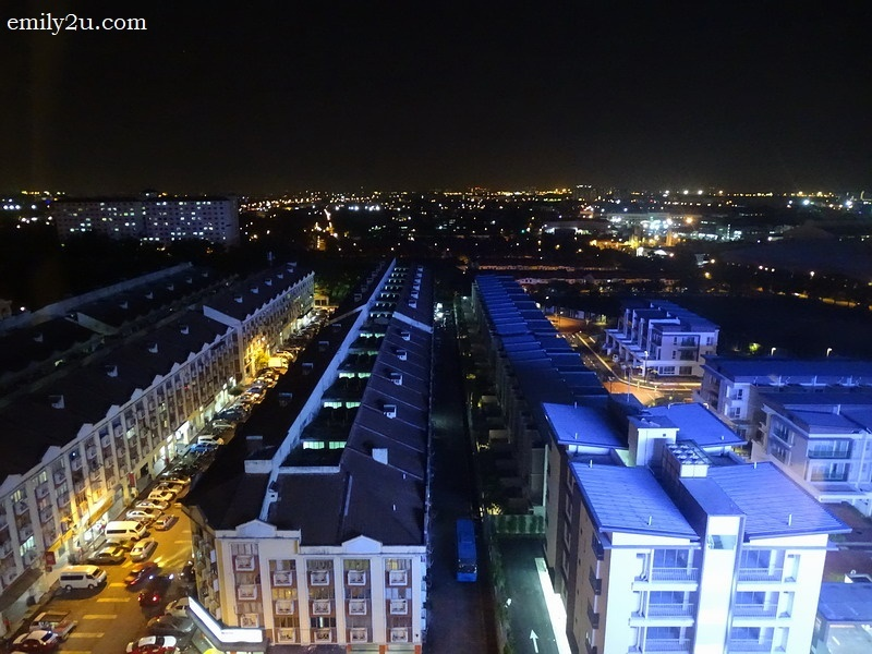 12. night view of Subang Jaya