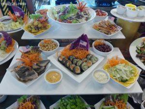 12 kerabu sushi
