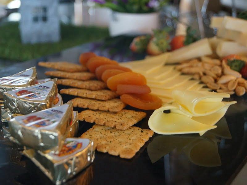 19. farmhouse cheese platter