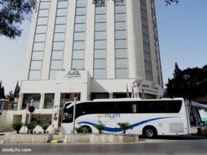 2 Belle Vue Hotel Amman Jordan