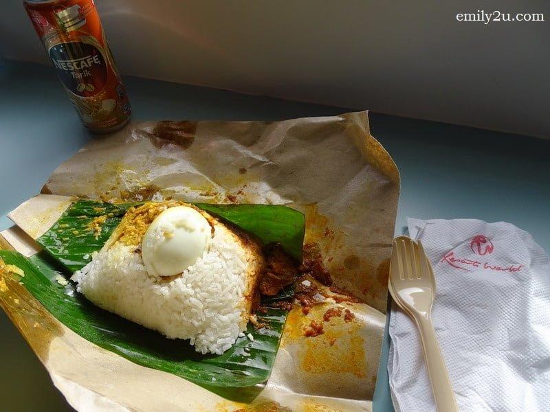 29. nasi lemak kari ayam from Eatopia