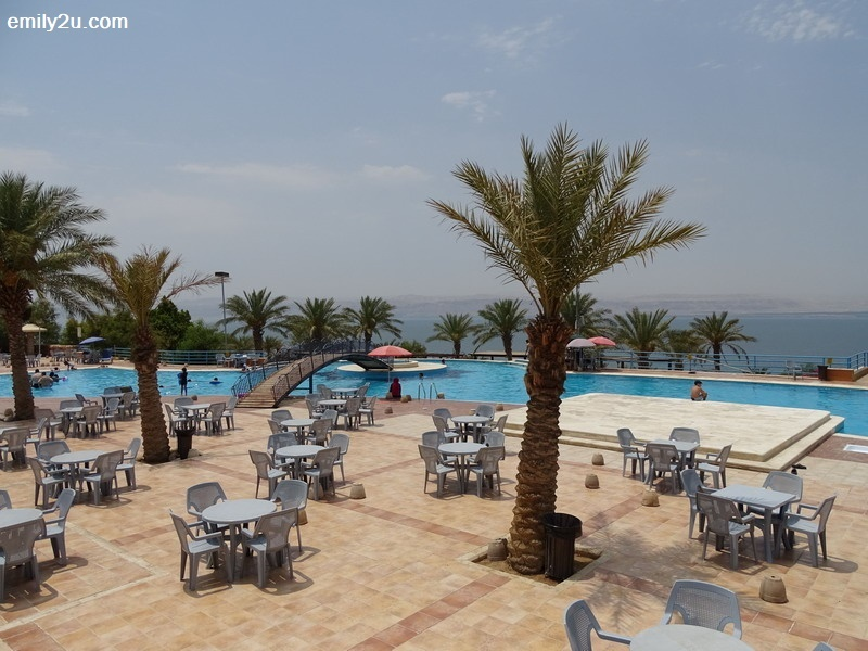 3. Amman Beach Tourism Resort Restaurant and Pools