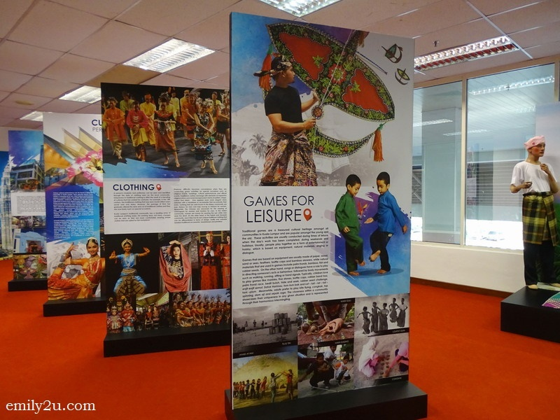 5. information at the Department of Museum Malaysia