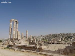 6 Amman Citadel Jordan