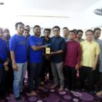 KSKMP Delegation Meets Malaysian Students in Jordan