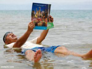 9 Dead Sea Jordan