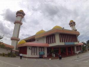 Masjid Daerah Sultan Ibrahim