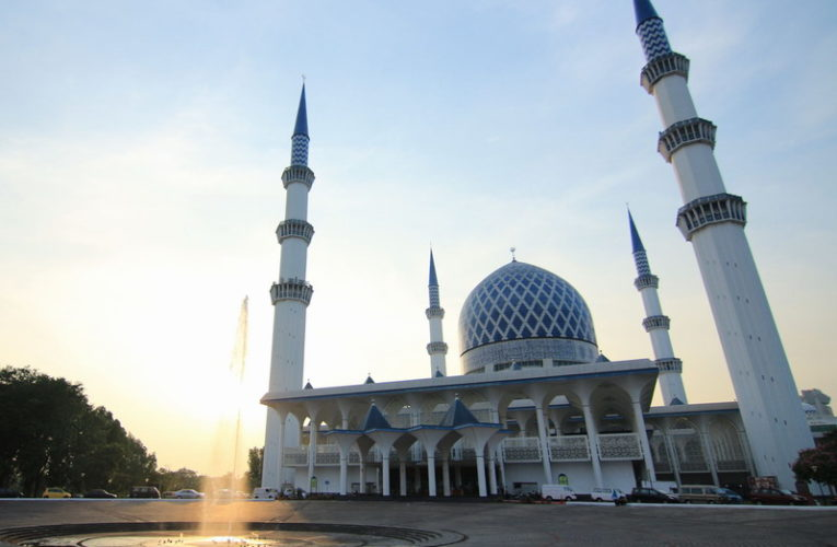 Top 5 Iconic Mosques in Selangor