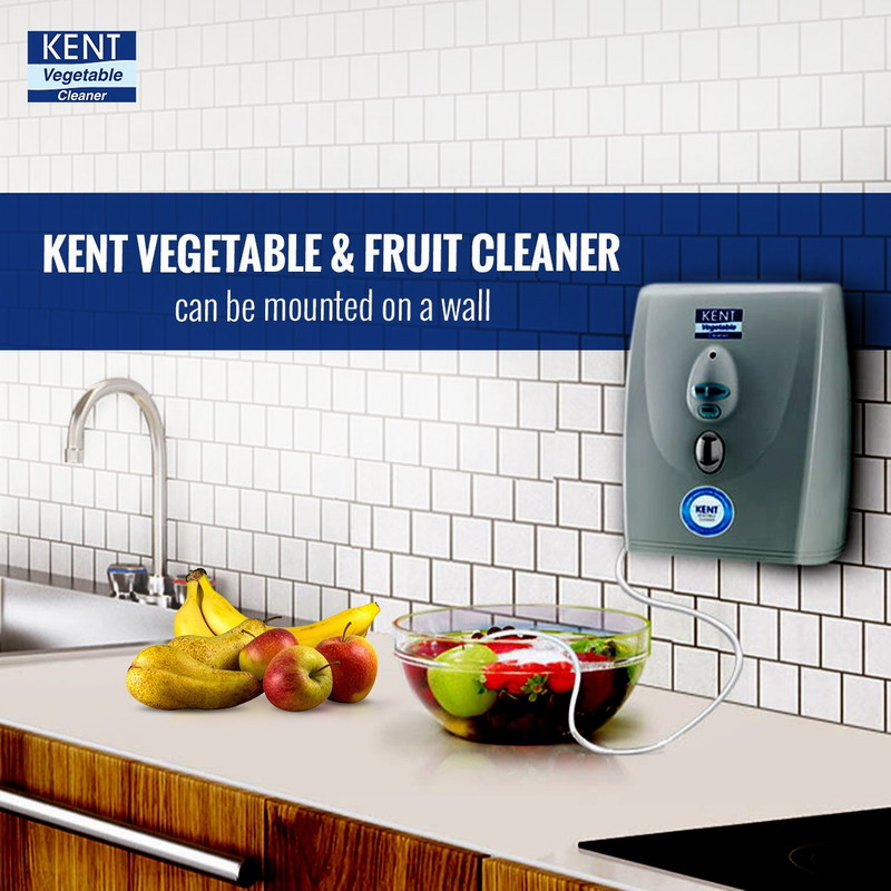 Aqua KENT's Counter Top Vegetable, Fruit / Meat Ozone Purifier