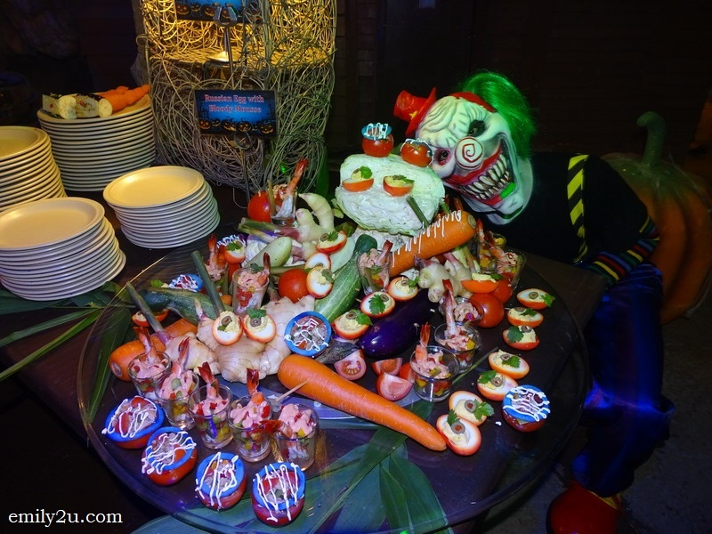 10. Halloween-themed food