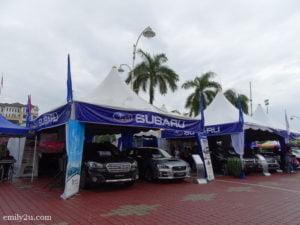 10 Subaru Shijo Carnival & Classic Car Gathering