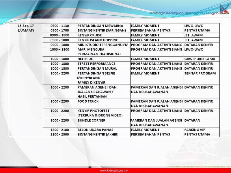 11. programme