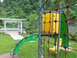 11 outdoor children's playground