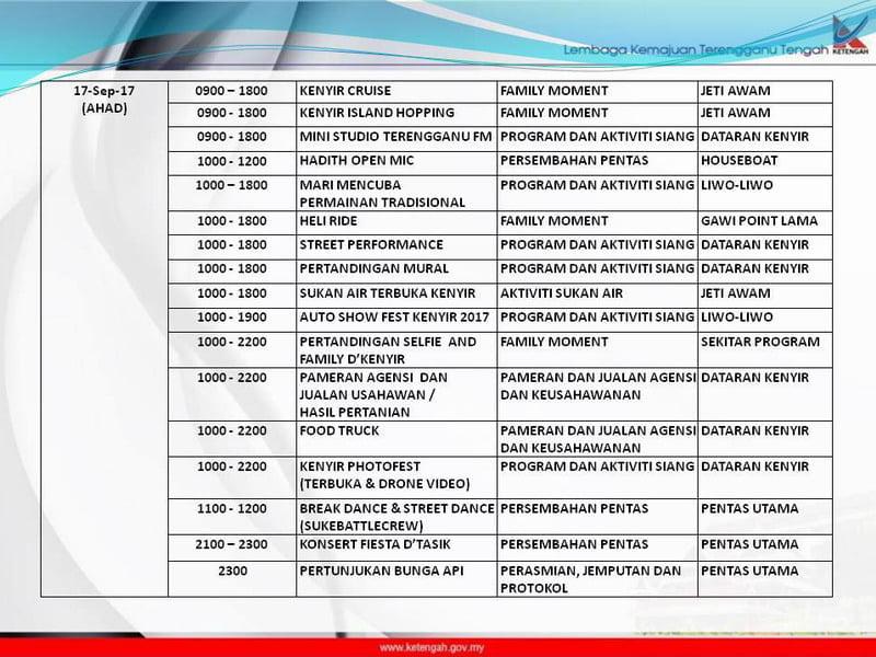 13. programme