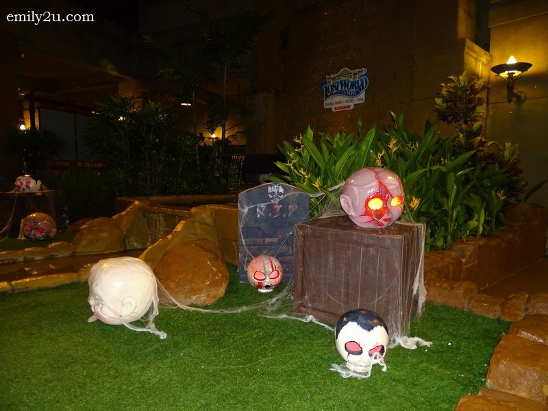 2. Halloween decor
