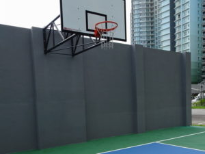 3 basketball court