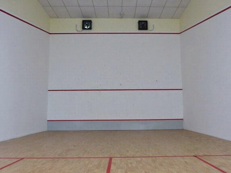 5. squash court
