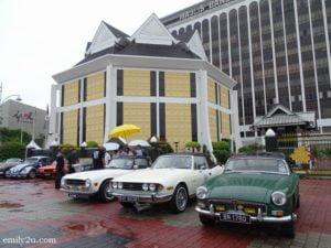 6 Subaru Shijo Carnival & Classic Car Gathering