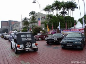 9 Subaru Shijo Carnival & Classic Car Gathering
