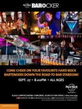 Hard Rock Global BARocker Championship