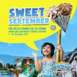 Sweet September Treats @ Lost World of Tambun