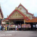 Announcement: Wesak Day Programme 2018 @ Wat Siribunyamagaram