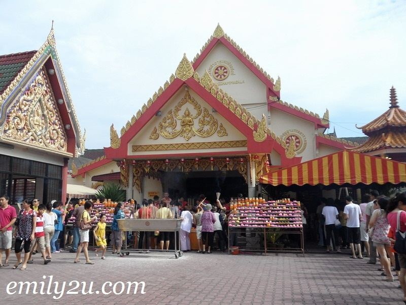 Wat Siribunyamagaram, Ipoh