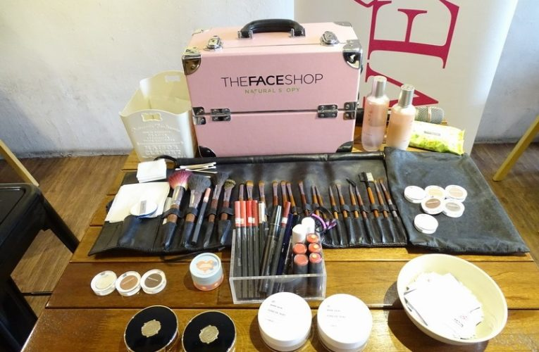 Beauty Masterclass by The Face Shop