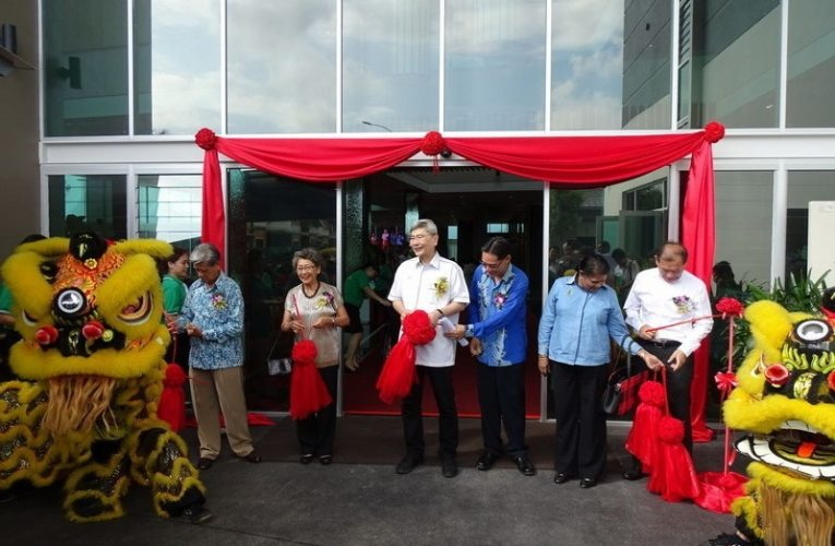 Official Launch of GreenAcres Retirement Village @ Meru, Ipoh