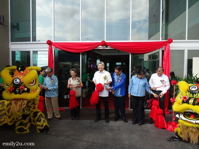 1. opening ceremony of GreenAcres Retirement Village Phase 1 & RM10 million clubhouse