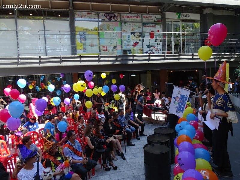 1. launch of ISPCA Halloween Dogathon