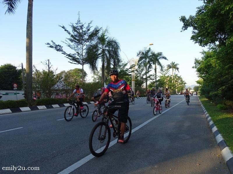 1. cycling