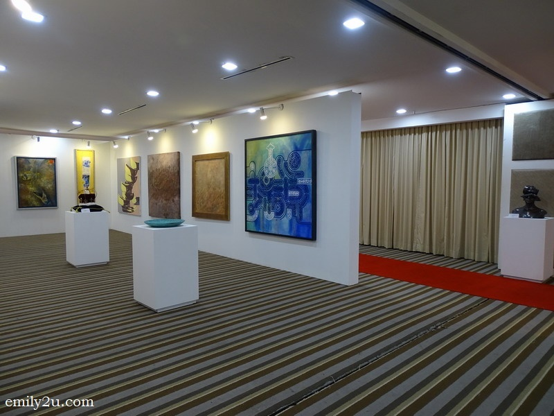 1. Iranian Signature Art Show in Ipoh hosted at Syeun Hotel