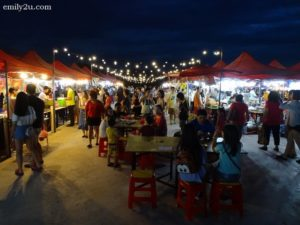 1 street food fair