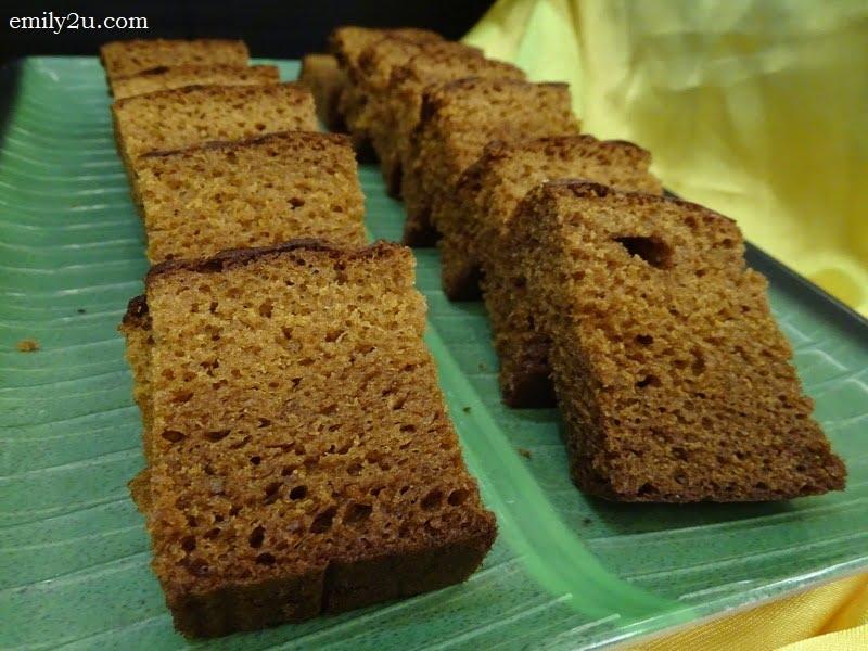 12. palm sugar cakes
