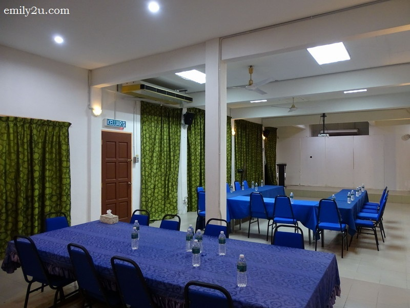 12. function room
