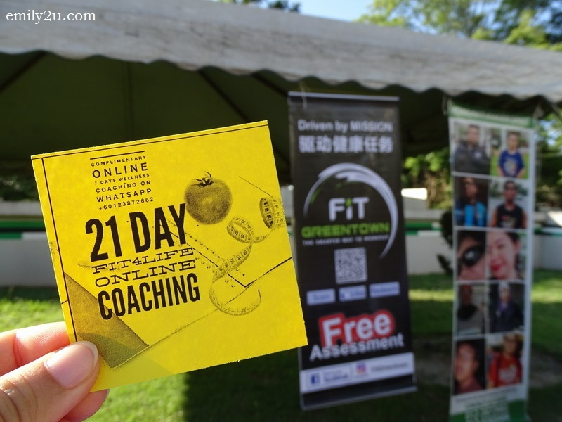 12. Do you dare to take up the 21-day online fitness coaching?