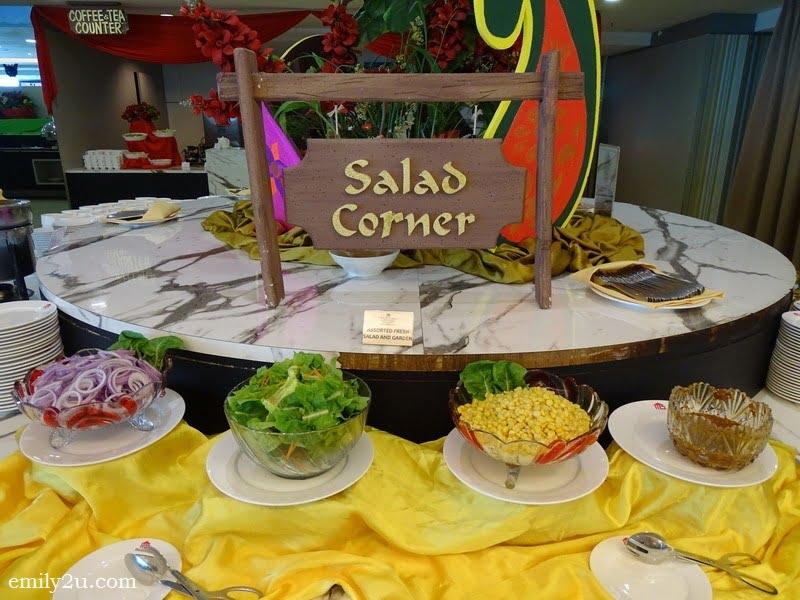 16. Salad Corner