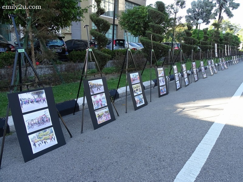 19. photo gallery on Ipoh Car-Free Day since its first edition