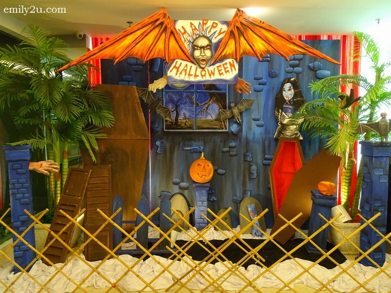 17. Halloween decoration