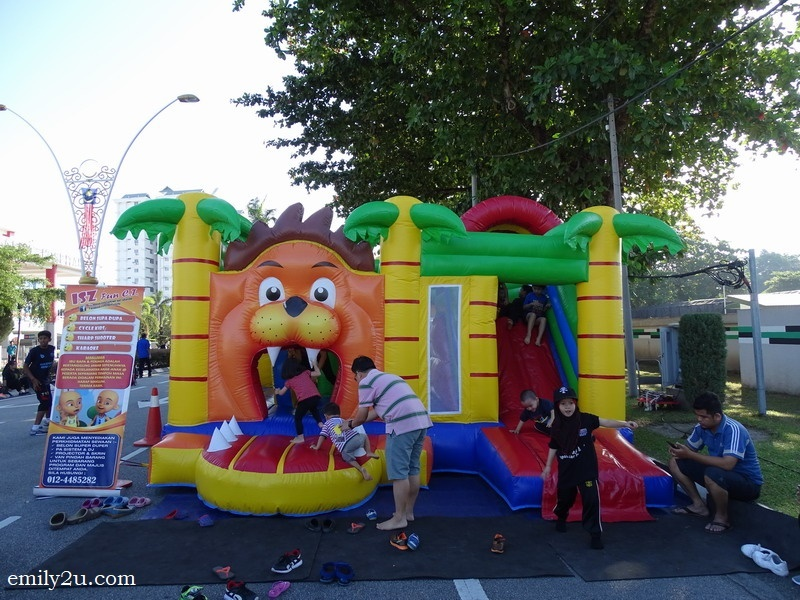 18. inflatable games