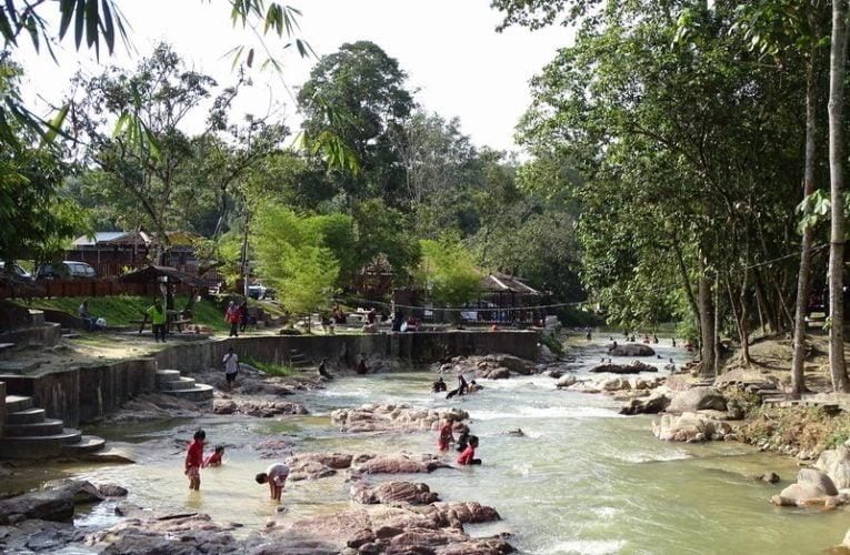 Pusat Rekreasi Lubuk Timah, Simpang Pulai