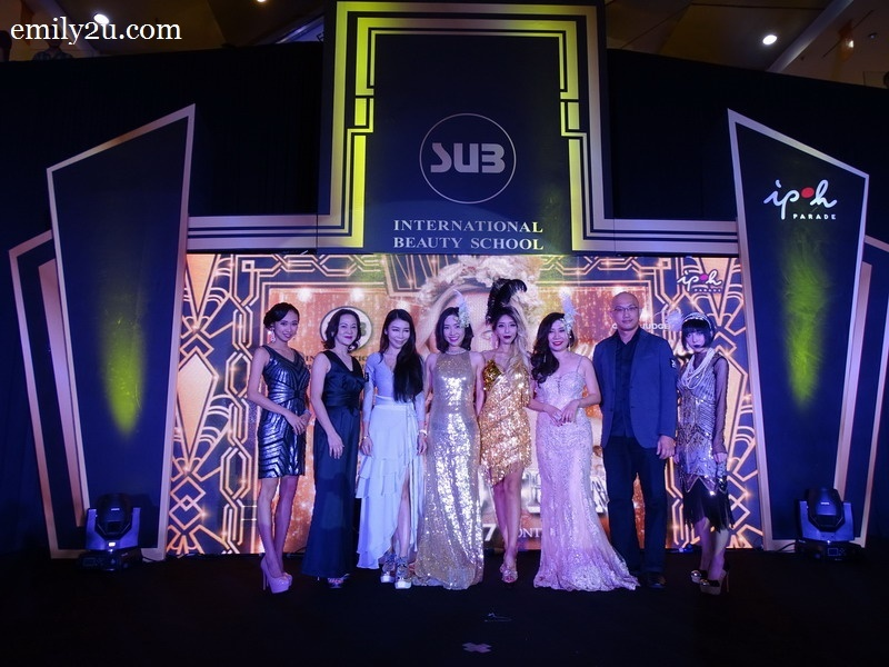 2. SUB Beauty with the six judges