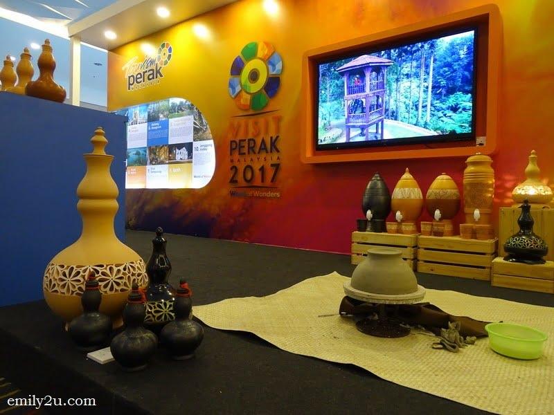 2. Tourism Perak booth