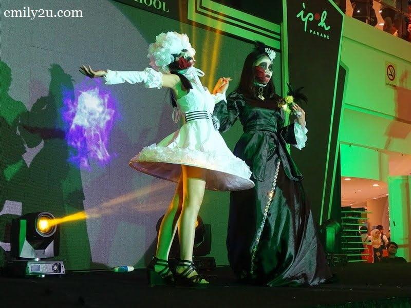 23. Law Tsz Cheng with Zombie Doll