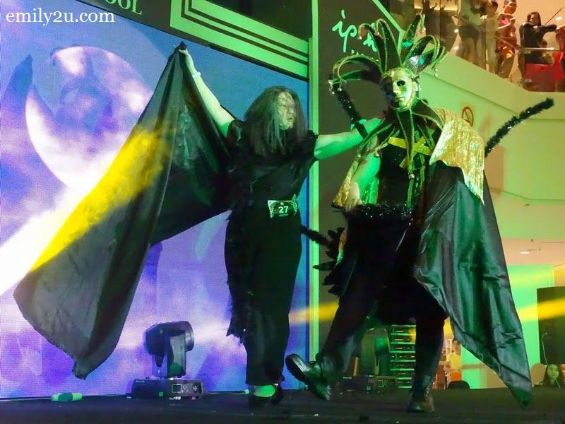 27. Ong Jin Ke with Masquerade