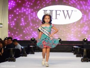 3 International IPOH Fashion Week