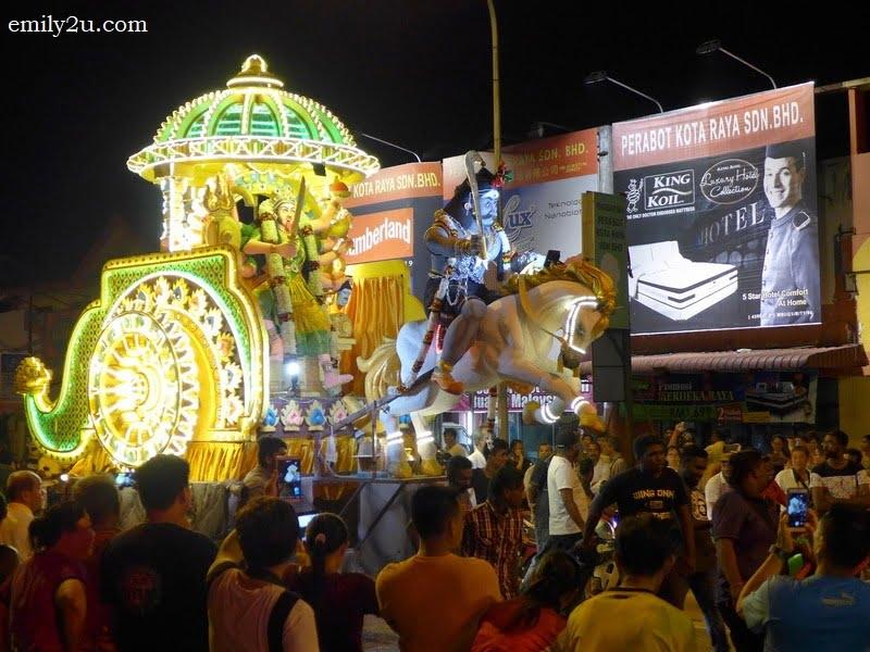 3. Hindu chariot